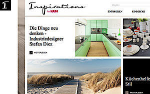 Inspirations by HARO - Lifestyle-Magazin