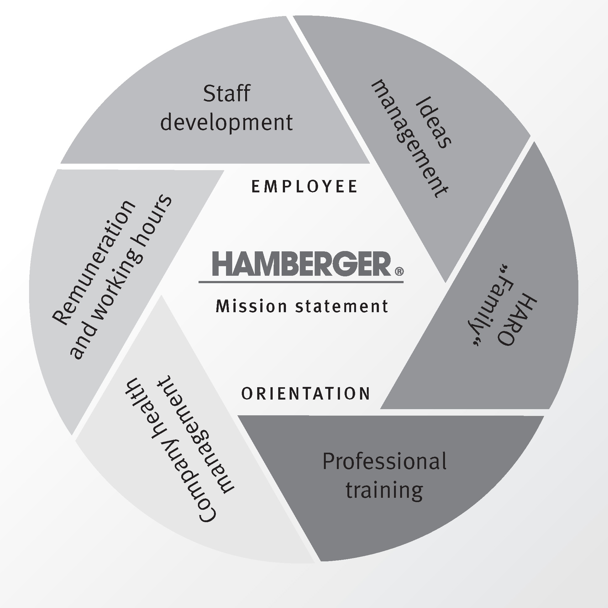staff development work in a family company the aim of our staff development is to foster the individual professional abilities of our employees for this reason the continuous needs and